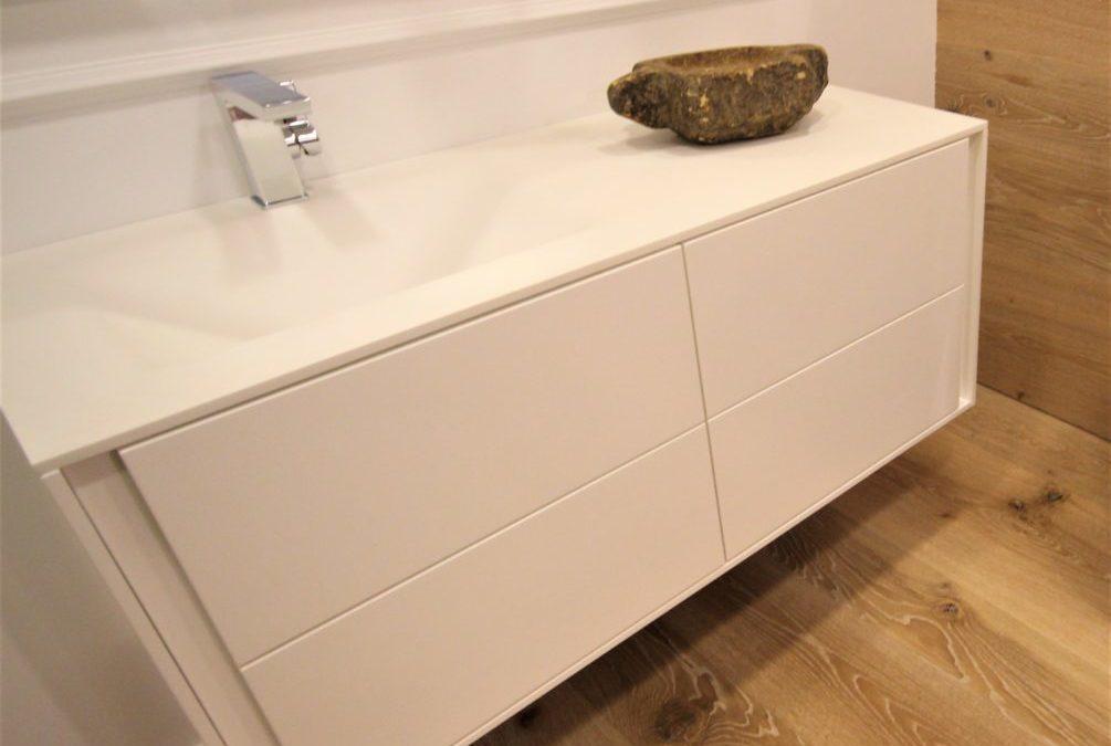 Mueble práctico y sofisticado