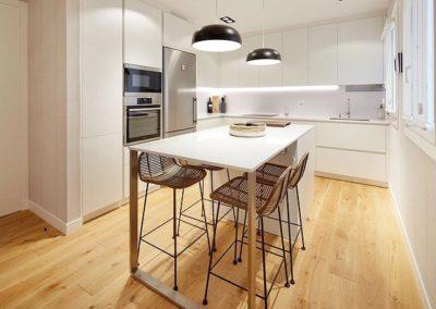 cocina funcional y de diseño