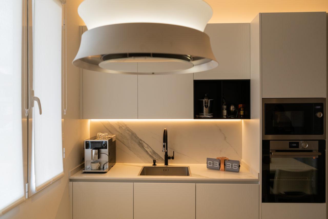 cocina moderna en azkoitia